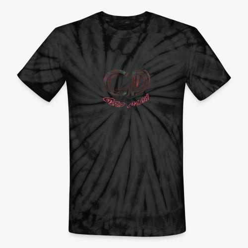 GEO - Unisex Tie Dye T-Shirt
