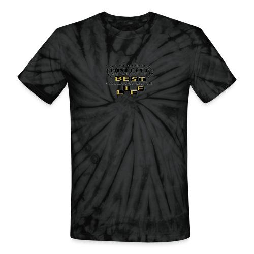 PJeans3 - Unisex Tie Dye T-Shirt