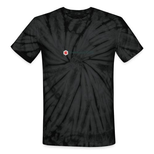 6 Brothers Deli - Unisex Tie Dye T-Shirt