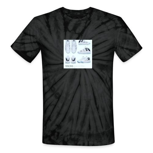04EB9DA8 A61B 460B 8B95 9883E23C654F - Unisex Tie Dye T-Shirt