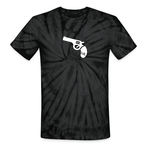 Gun - Unisex Tie Dye T-Shirt