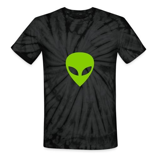 Alien - Unisex Tie Dye T-Shirt