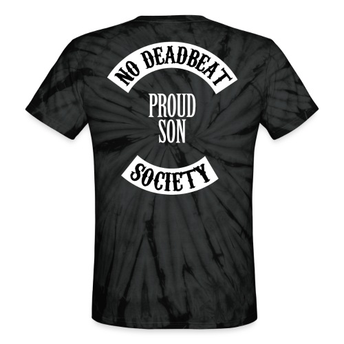Proud Son Kids T-shirt - Unisex Tie Dye T-Shirt