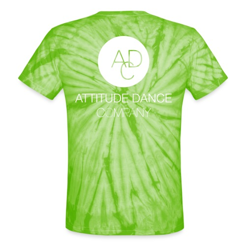 ADC Logo - Unisex Tie Dye T-Shirt