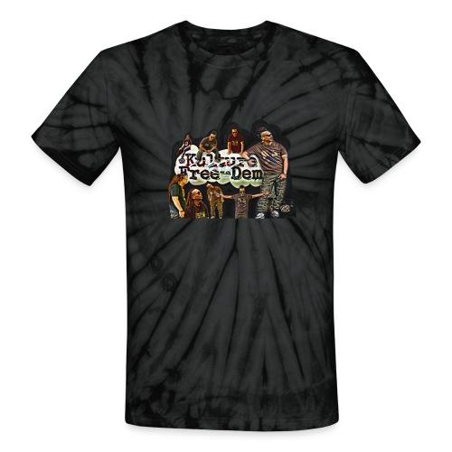 KFree Blackliner Collection - Unisex Tie Dye T-Shirt