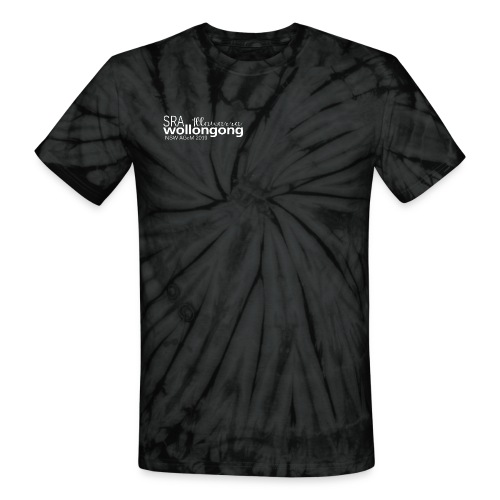 2019 SRA Logo png - Unisex Tie Dye T-Shirt