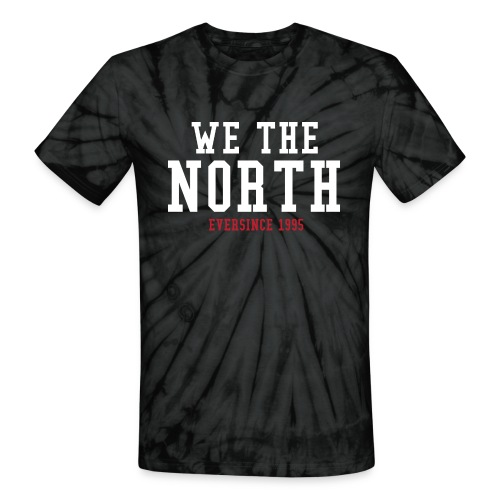 We The North - Unisex Tie Dye T-Shirt