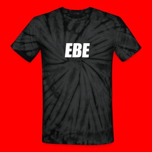 EBE WHITE - Unisex Tie Dye T-Shirt
