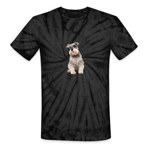 Schnauzer Merch - Unisex Tie Dye T-Shirt