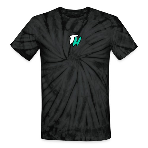 TH Logo - Unisex Tie Dye T-Shirt