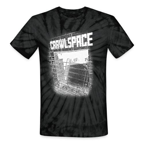 Crawlspace - Unisex Tie Dye T-Shirt