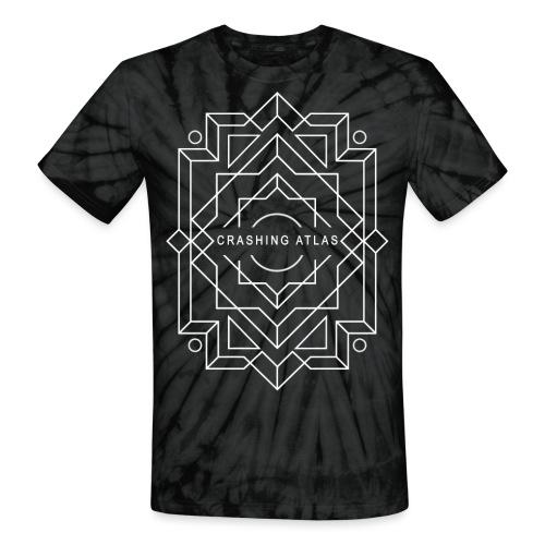 Shield - Unisex Tie Dye T-Shirt