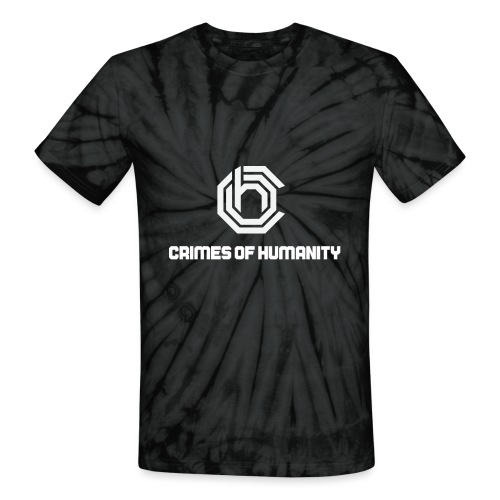 Crimes Of Humanity - Unisex Tie Dye T-Shirt