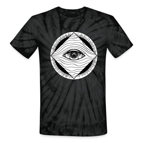 EYE see you - Unisex Tie Dye T-Shirt