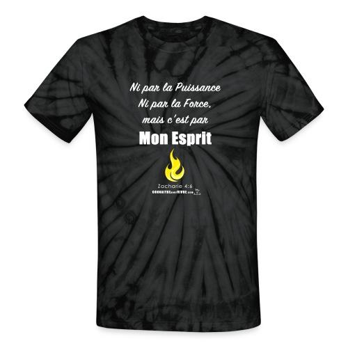 Par Mon Esprit - T-shirt tie-dye pour hommes et femmes