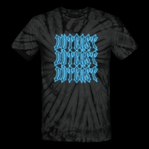 outcast x3 blue - Unisex Tie Dye T-Shirt