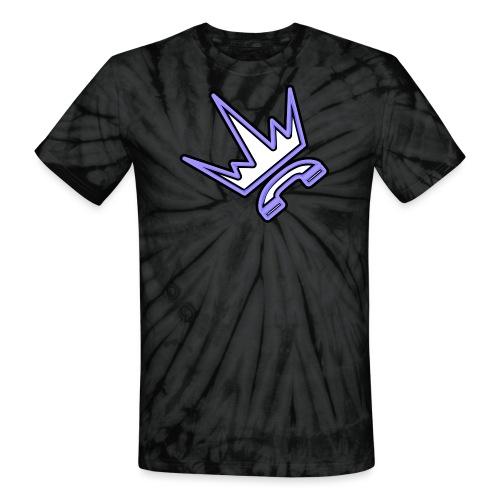 APCS logo - Unisex Tie Dye T-Shirt