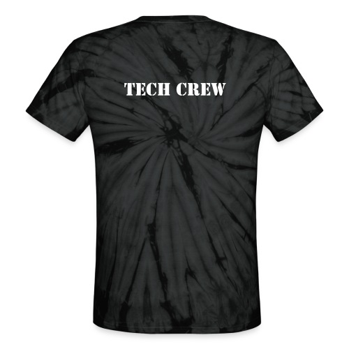 Tech Crew - Unisex Tie Dye T-Shirt