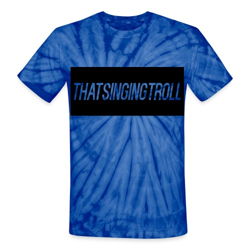 1ST Shirt - Unisex Tie Dye T-Shirt