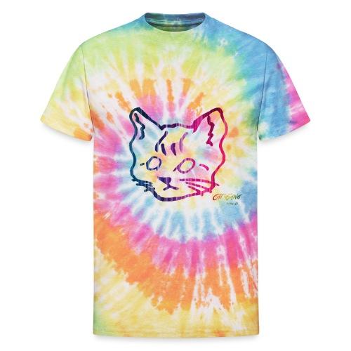 loco png - Unisex Tie Dye T-Shirt