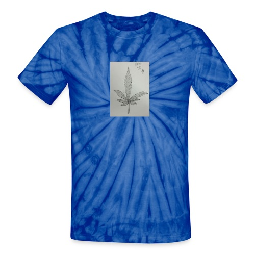 Happy 420 - Unisex Tie Dye T-Shirt