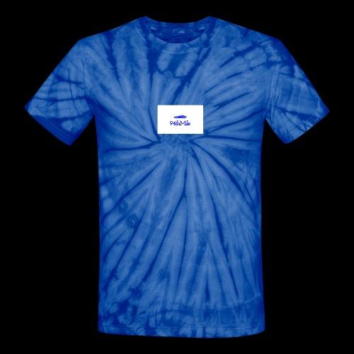 Blue 94th mile - Unisex Tie Dye T-Shirt