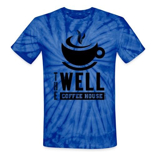 TWCH Verse Black - Unisex Tie Dye T-Shirt