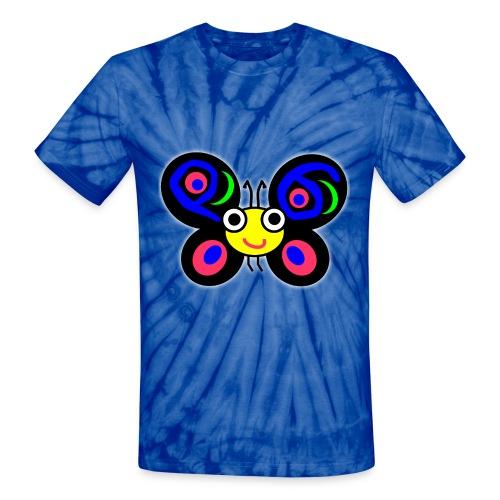 camelia3000dark - Unisex Tie Dye T-Shirt