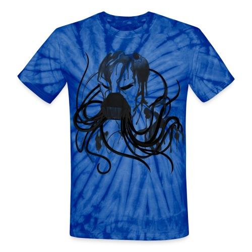 MCPBloodTshirt 1 png - Unisex Tie Dye T-Shirt
