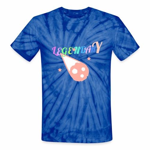 Legendary - Unisex Tie Dye T-Shirt