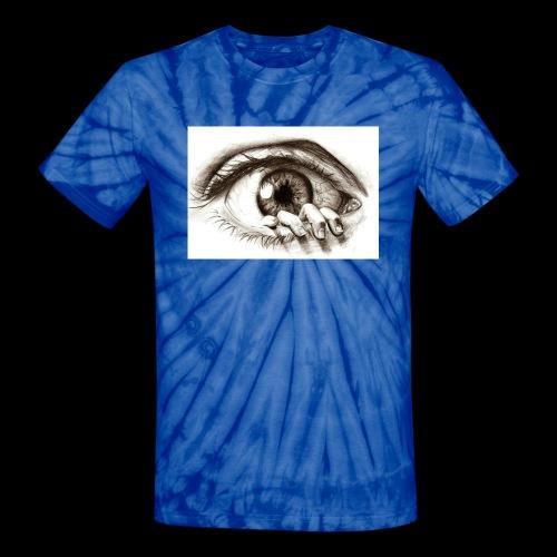eye breaker - Unisex Tie Dye T-Shirt
