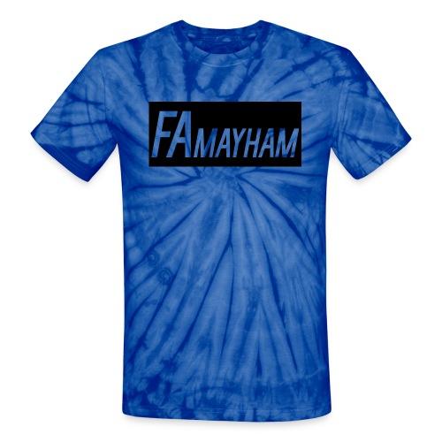 FAmayham - Unisex Tie Dye T-Shirt