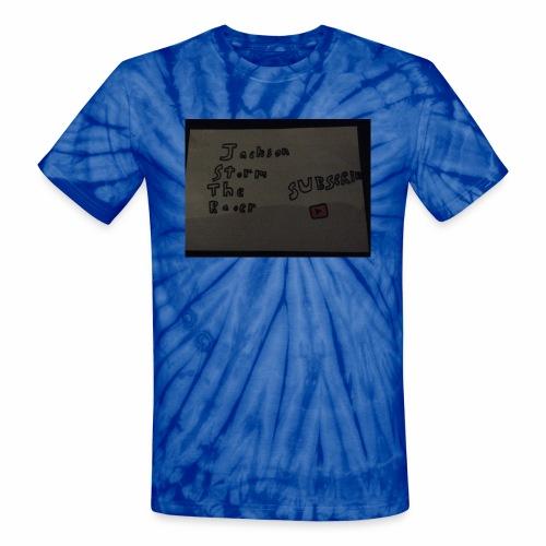 stormers merch - Unisex Tie Dye T-Shirt