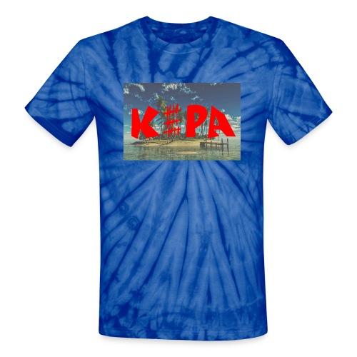 Kepa Island - Unisex Tie Dye T-Shirt