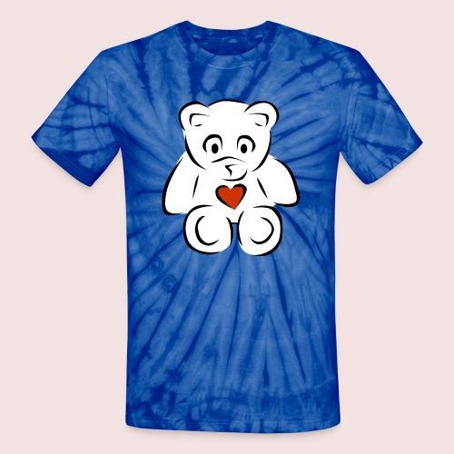 Sweethear - Unisex Tie Dye T-Shirt