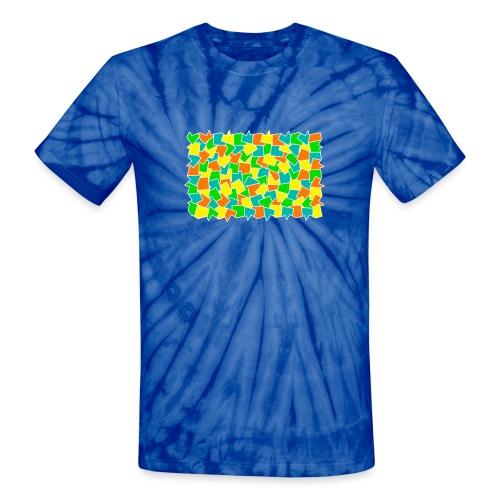 Dynamic movement - Unisex Tie Dye T-Shirt