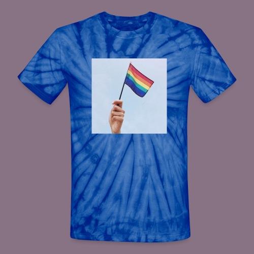 lgbt - Unisex Tie Dye T-Shirt