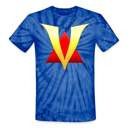 VenturianTale Logo - Unisex Tie Dye T-Shirt