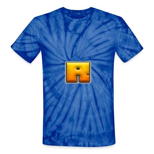 RGTVBIGGERNUMBER png - Unisex Tie Dye T-Shirt