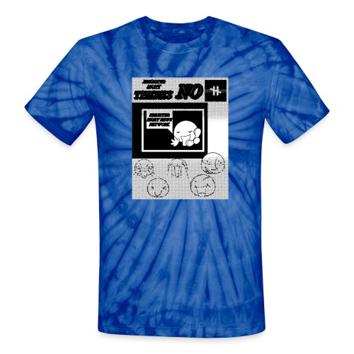 BRIGHTER SIGHT NEWS NETWORK - Unisex Tie Dye T-Shirt