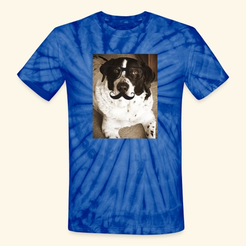 Old Pongo - Unisex Tie Dye T-Shirt