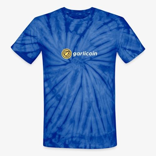 Garlicoin - Unisex Tie Dye T-Shirt