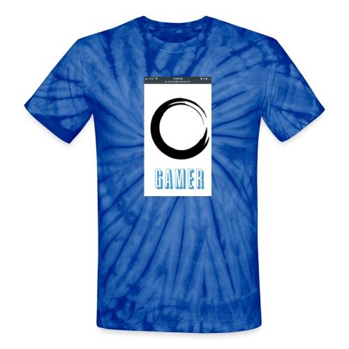 Caedens merch store - Unisex Tie Dye T-Shirt