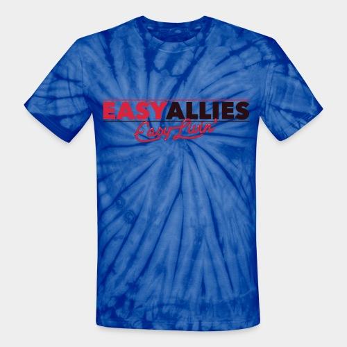 Easy Livin' - Unisex Tie Dye T-Shirt