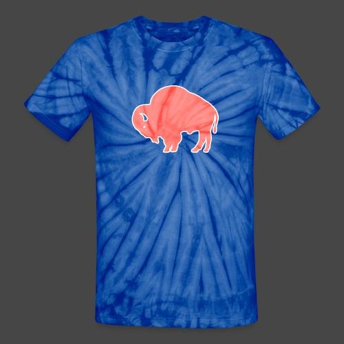 TD BUFFALO - Unisex Tie Dye T-Shirt