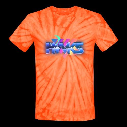hvwks big - Unisex Tie Dye T-Shirt
