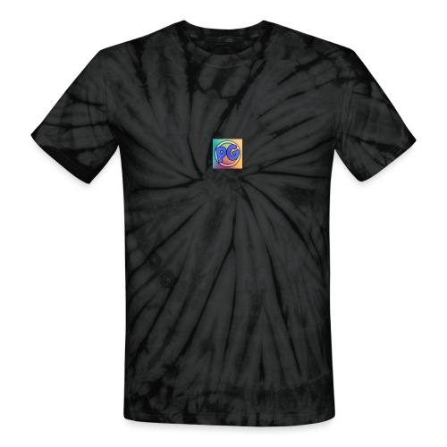 Preston Gamez - Unisex Tie Dye T-Shirt
