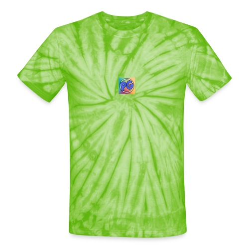 Preston Gamez - Unisex Tie Dye T-Shirt
