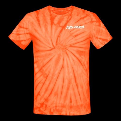 TOP NOTCH VARIETY png - Unisex Tie Dye T-Shirt