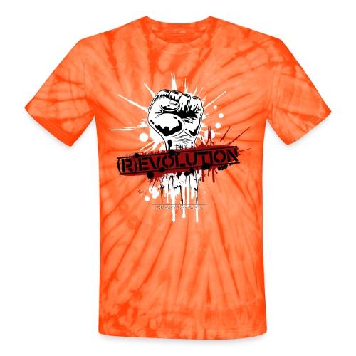 (R)EVOLUTION - Unisex Tie Dye T-Shirt